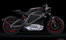 Harley-Davidson Unveils Its First Ever Electric Motorcycle