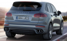 Facelifted Porsche Cayenne Unveiled Ahead of Paris Debut