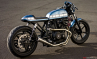Marcus Walz Builds Seventies-Inspired Cafe Racer for Yard Built