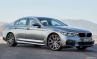 2017 BMW 5 Series Officially Unveiled