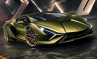 New Hybrid-Powered 'Sián' Is the Most Powerful Lamborghini Ever