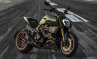 Ducati and Lamborghini Collaborate on Design of New Special Edition Diavel Motorcycle