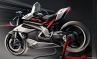 Triumph Previews Design of New 'TE-1' Electric Motorcycle