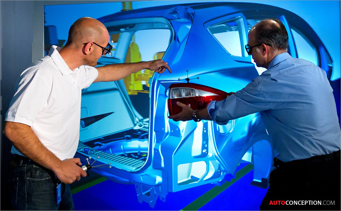 Ford Plans Virtual Factory to Optimise Assembly Line Efficiency