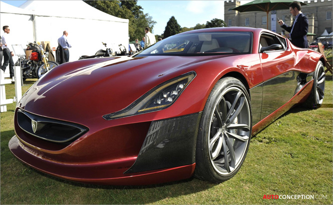 Salon Privé 2012: Picture Gallery