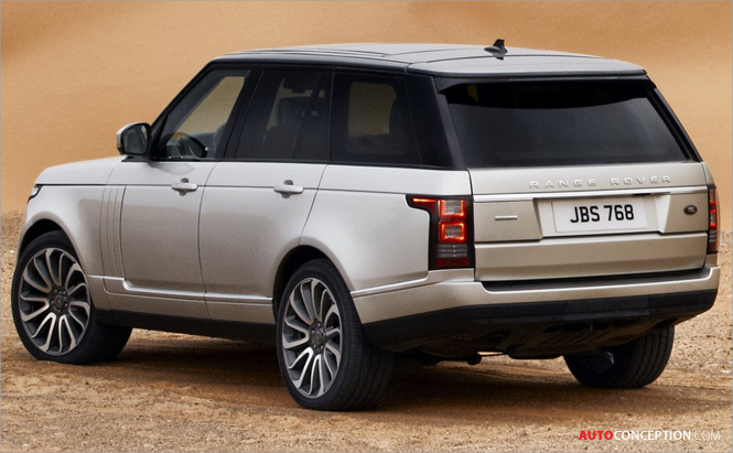 Land Rover Officially Launches All-New Range Rover