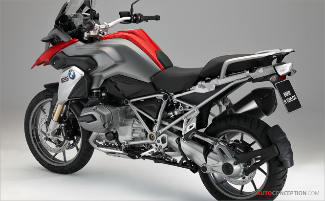 BMW Introduces the New R 1200 GS