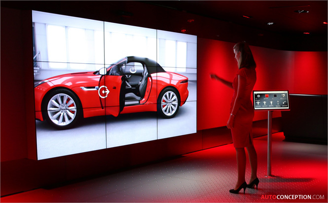Jaguar Land Rover Launch Virtual Experience: Fully Interactive Digital Vehicle Showroom