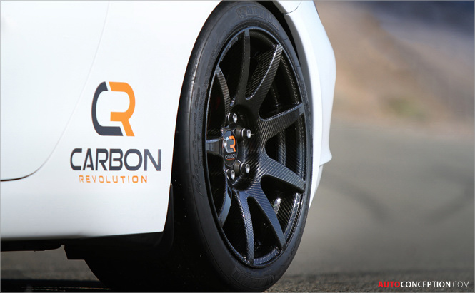 Carbon Revolution Takes Cues from NASA to Make World's First Carbon-Fibre Wheel