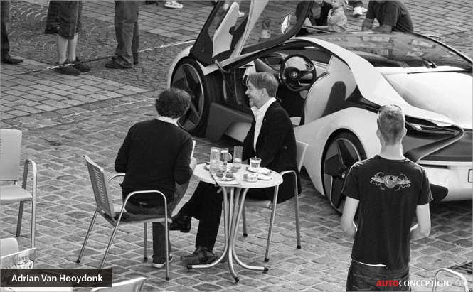 New Book: Masters of Modern Car Design