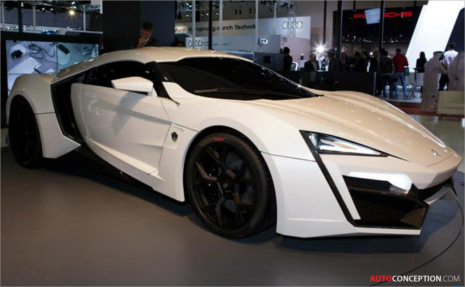 Lykan Hypersport Price >> Lykan Hypersport 2013: Arab Supercar Breaks Cover at Qatar Motor Show - AutoConception.com
