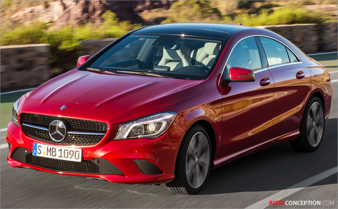Mercedes Wins Accolades at the 2013 'red dot' Design Awards