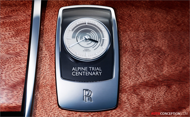 Rolls-Royce to Unveil Alpine Trial Centenary Collection at Auto Shanghai