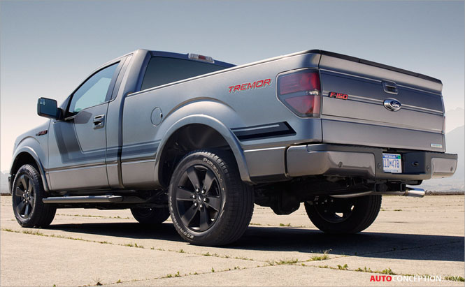 2014 F-150 'Tremor': Ford's First EcoBoost-Powered Truck
