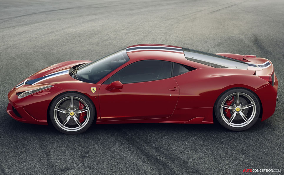 Ferrari 458 'Speciale' to Debut at Frankfurt
