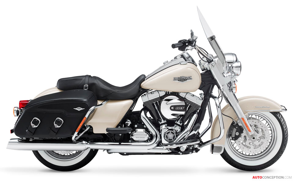 Harley Davidson Reveals Comprehensive 2014 Model Line Up Autoconception Com