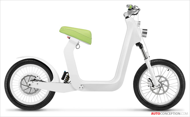 The Electric Mobility Company Reveals 'Xkuty One' Electric Bike