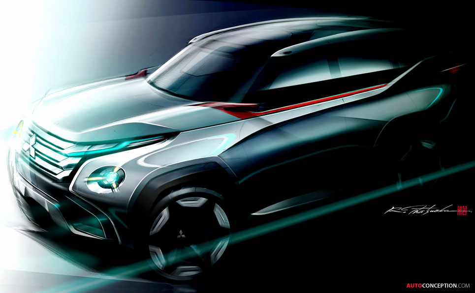 Mitsubishi to Reveal Three New Concept Cars in Tokyo