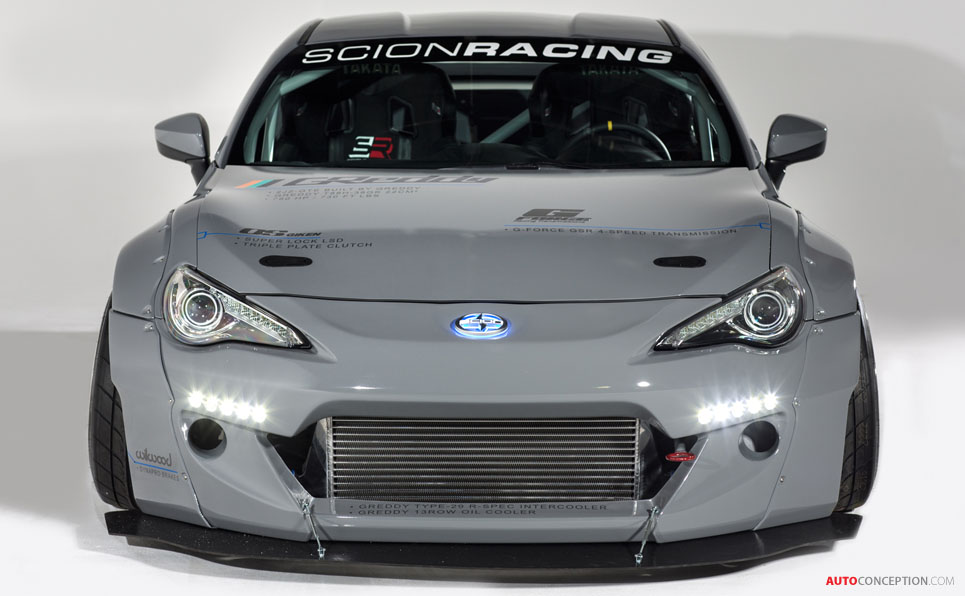 Toyota 86 Repeats SEMA Win as 'Hottest Sport Compact'