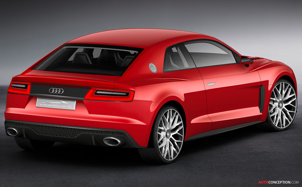 Audi to Unveil Sport Quattro 'Laserlight' Concept at 2014 CES