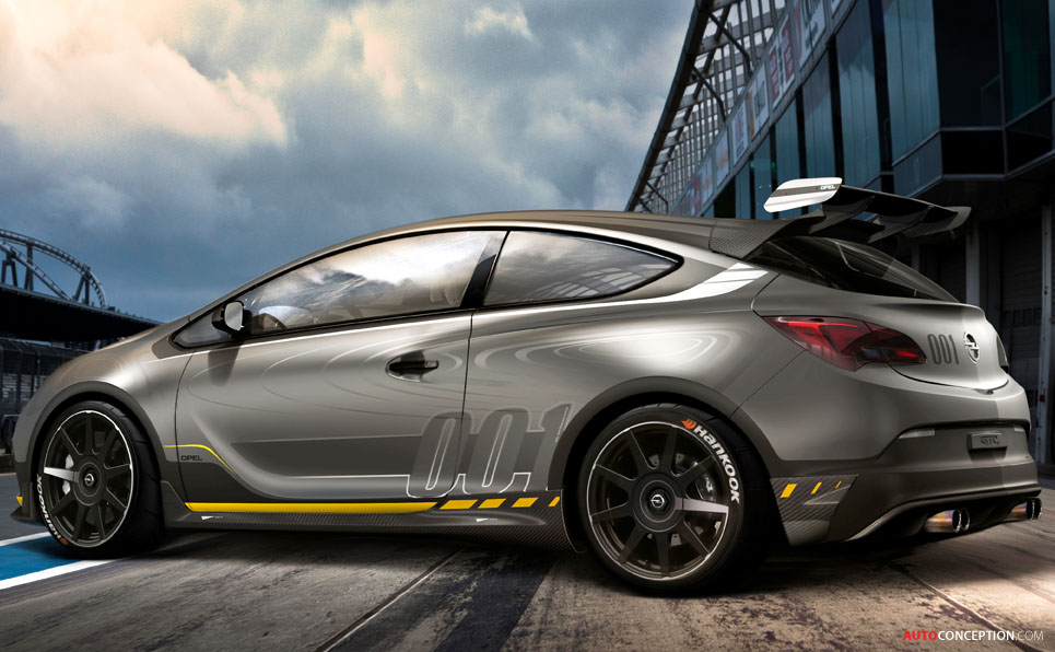 New VXR 'EXTREME' to Be Fastest Vauxhall Astra Ever ...