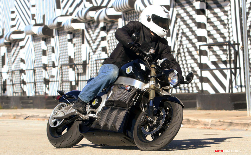 LITO's All-Electric 'SORA' Motorcycle Goes into Production
