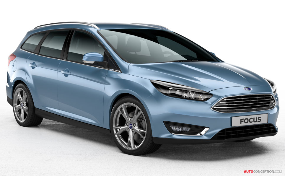 New Ford Focus Officially Revealed