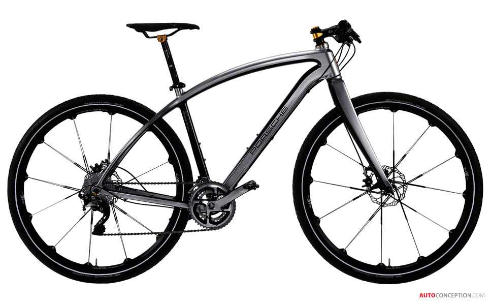 Porsche Unveils New Bike Designs