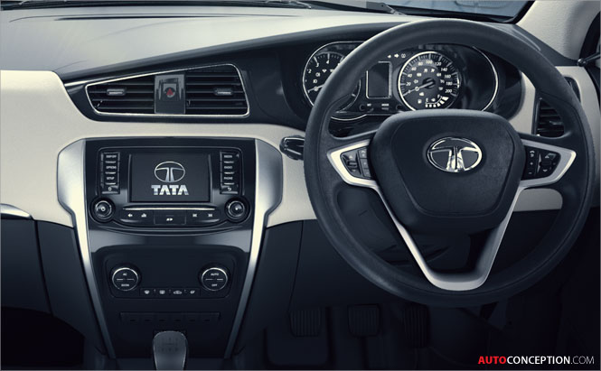 All-New ZEST and BOLT Introduce New Global Design Face of Tata Motors