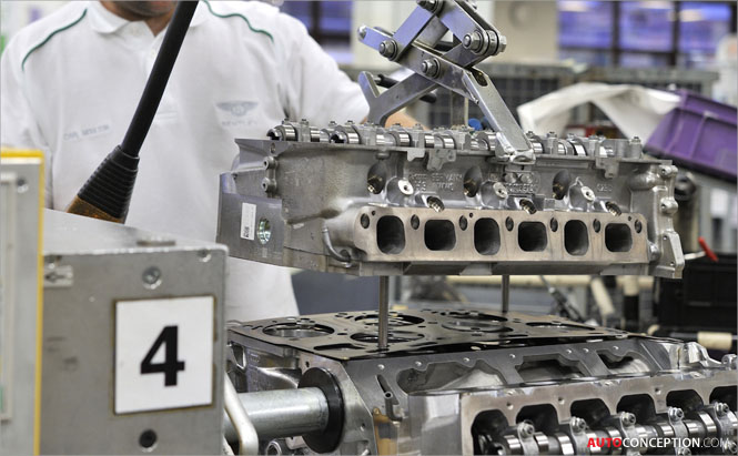 Bentley to Build W12 Engines for Audi, VW