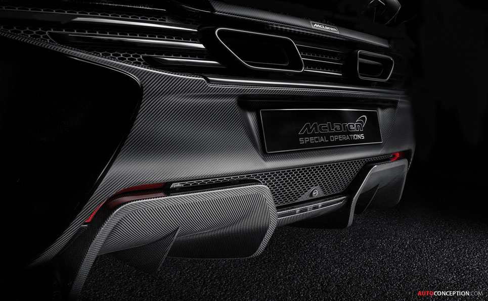 McLaren Showcases MSO 650S Coupe Concept in China