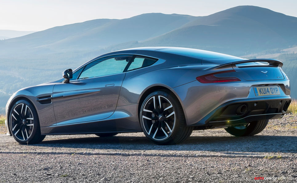 Aston Martin Reveals 2015 Model Year Vanquish and Rapide S