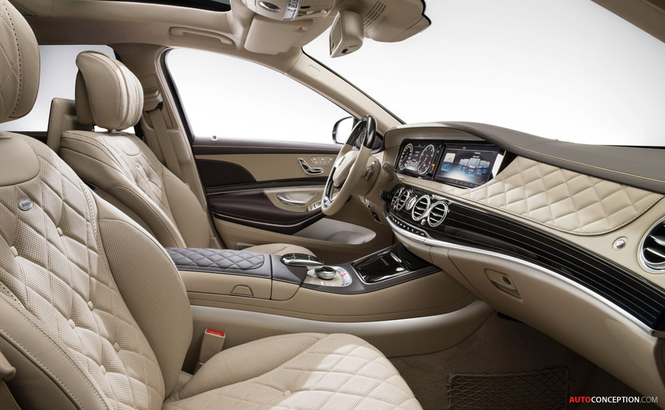 Mercedes Revives Maybach Luxury Car