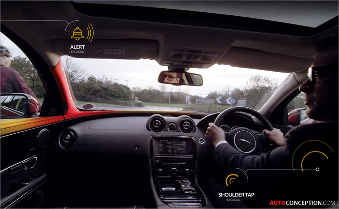 New Jaguar Land Rover Safety Technology Aims to Prevent Bike Collisions