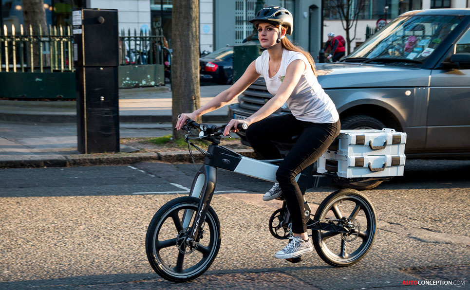 Ford Developing Electric Bicycles