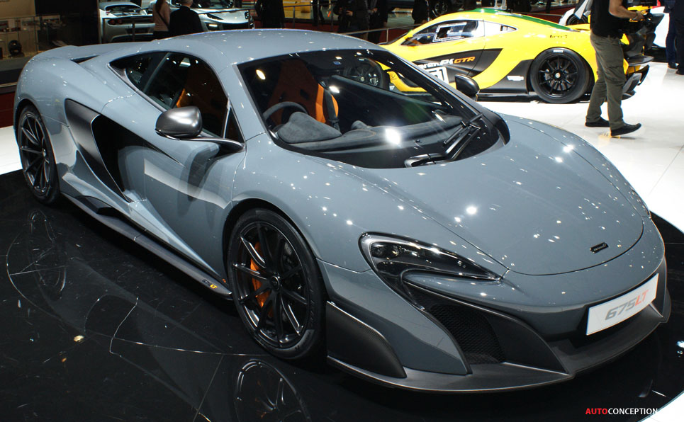 Limited Production Run Confirmed for Hardcore McLaren 675LT