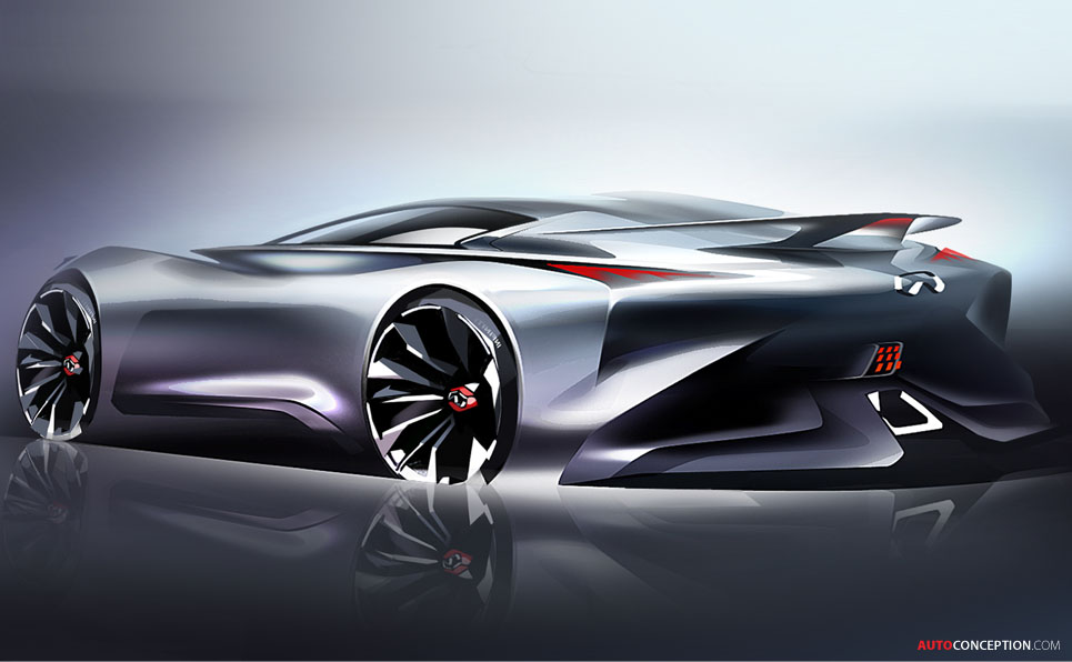 Infiniti Vision GT for Gran Turismo 6 Gets Global Unveiling in China