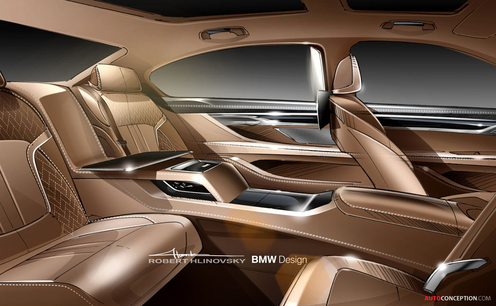 2015 BMW 7 Series Unveiled
