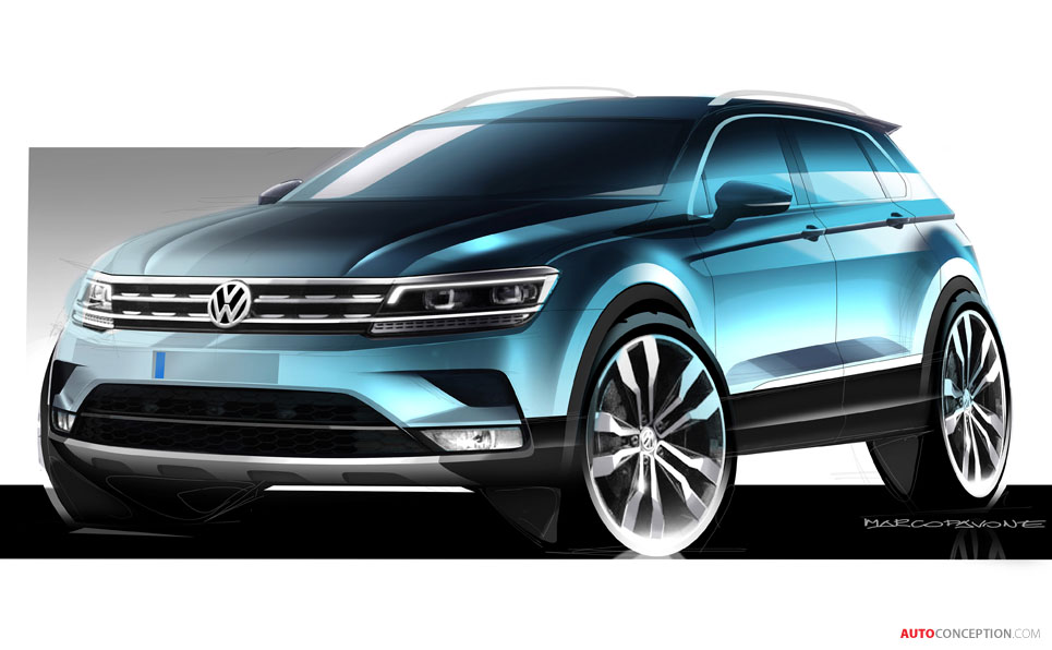 Volkswagen Picks Up Design Awards for New Tiguan and BUDD-e Concept