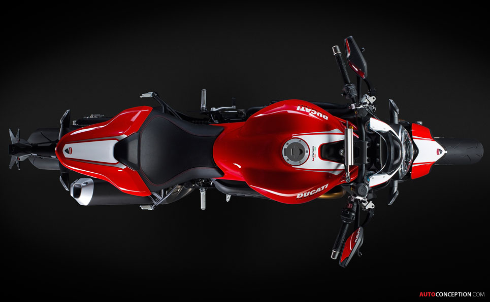 The Most Powerful Ducati Naked of All Time – the New Monster 1200 R
