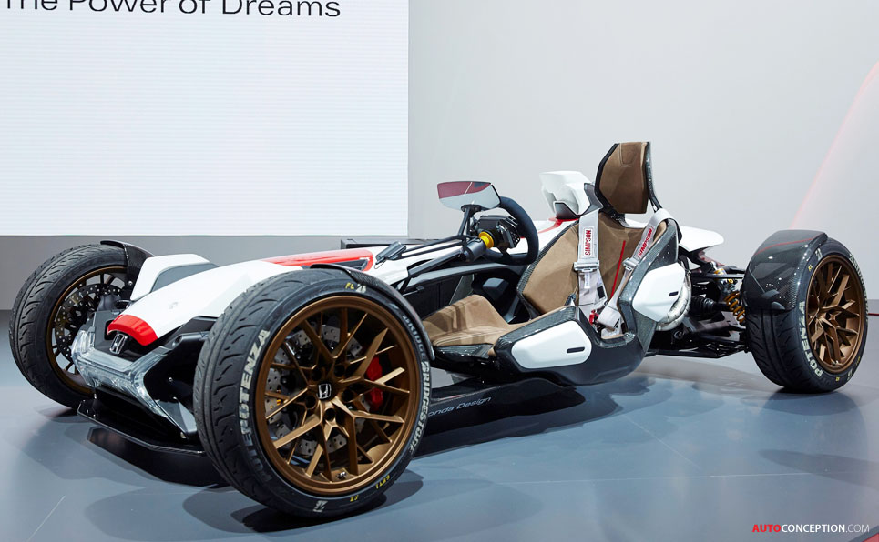 Fastest Car In The World 2015 >> Honda Project 2&4 Concept Hints at Future Ariel Atom Rival ...