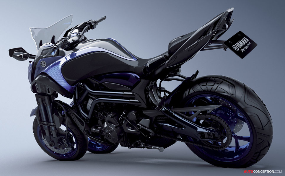 Fastest Bike In The World >> Yamaha Unveils Electric Motorcycle Series - AutoConception.com