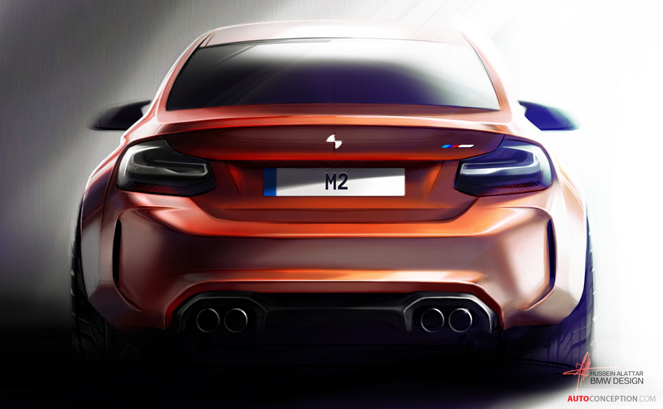 New BMW M2 Unveiled