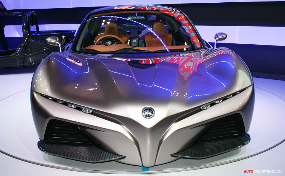 Toyota Of Murray >> Gordon Murray and Yamaha Team Up to Design New Sports Car ...