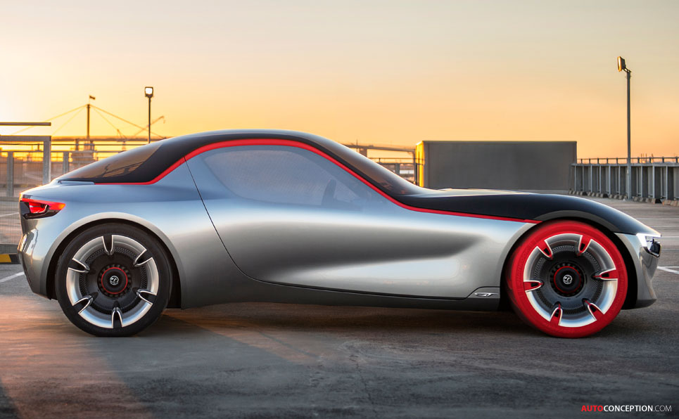 Vauxhall Unveils 2016 Gt Concept As Template For Future
