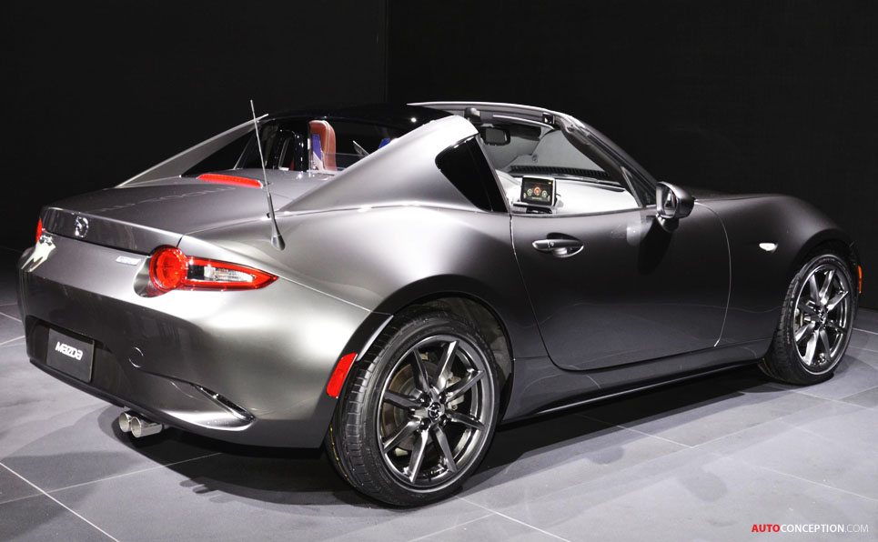 All-New Mazda MX-5 Wins 2016 World Car Design of the Year