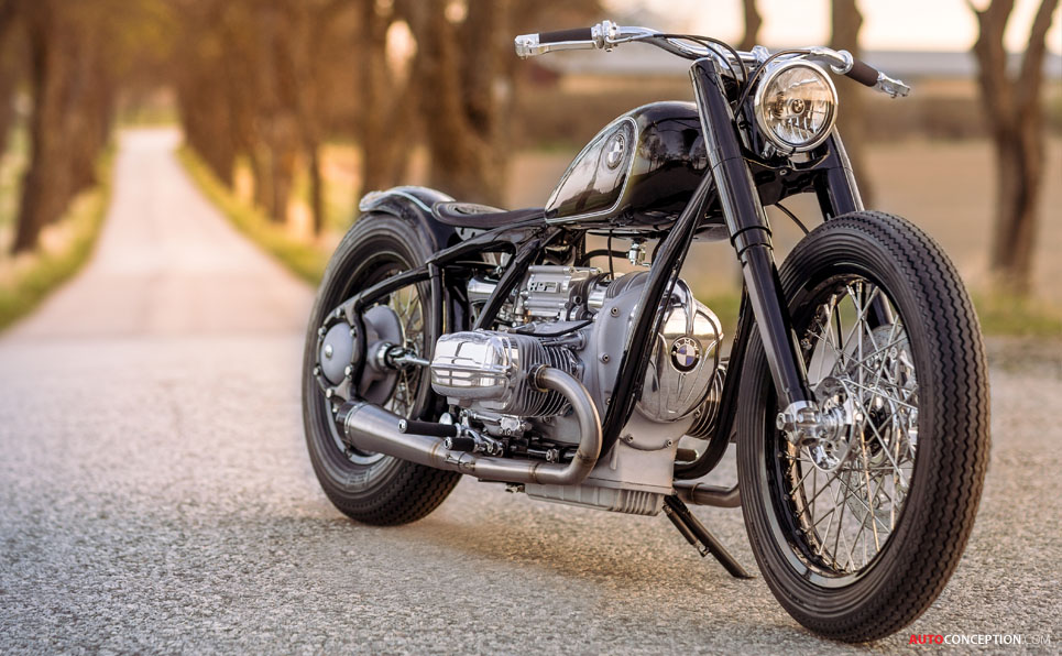 BMW Goes Back to the 1930s with R 5 Hommage Concept Bike