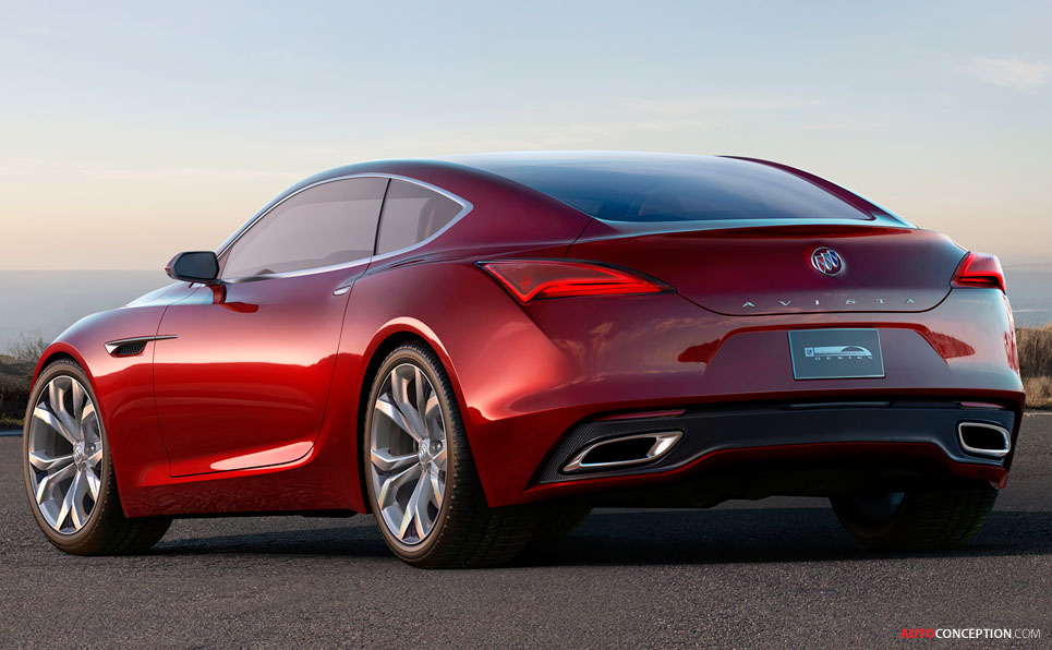 Buick Avista Named 'Concept Car of the Year ...