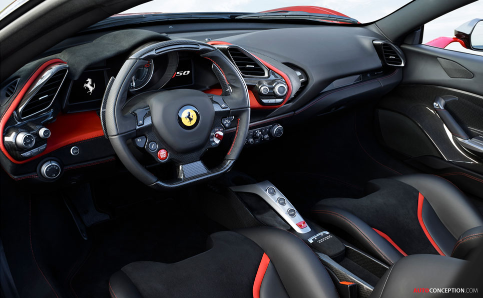 Limited-Edition Ferrari J50 Unveiled in Japan
