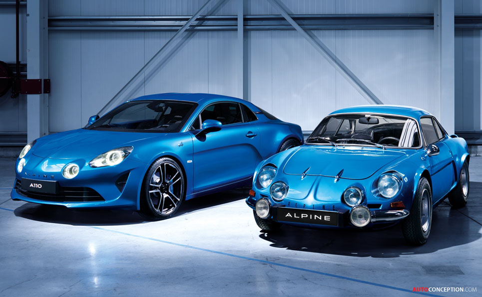 Alpine is Back – A110 Begins New Chapter for French Motorsport Brand